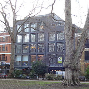 2-4 Hoxton Square - Ling Engineering Portfolio