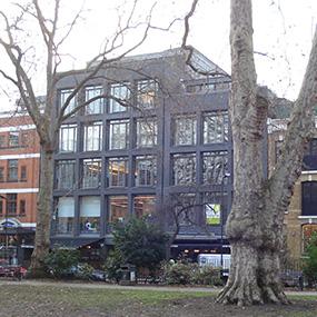 2-4 Hoxton Square - Ling Engineering Portfolio