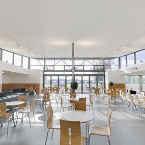 St.Mary's School Cafe - Ling Engineering Portfolio