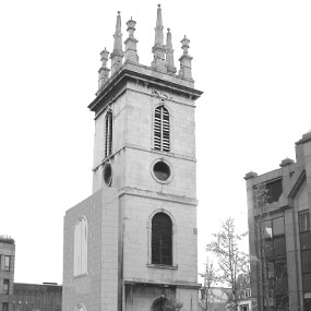 ST. MARY SOMERSET TOWER