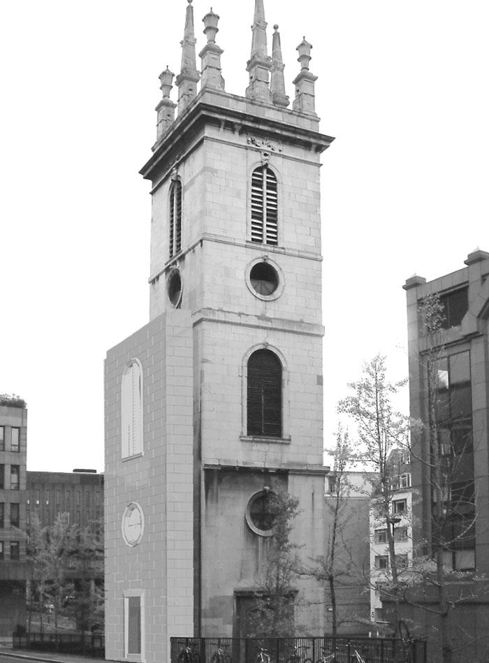 St.Mary's Somerset Tower - Ling Engineering Portfolio