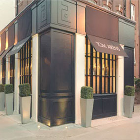 Tom Aikens' Restaurant - Ling Engineering Portfolio