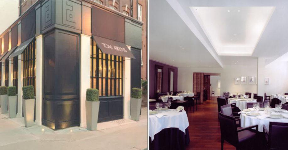 Tom Aikens' Restaurant - Ling Engineering Portfolio